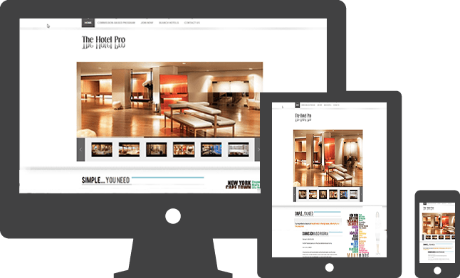 responsive web design Miami